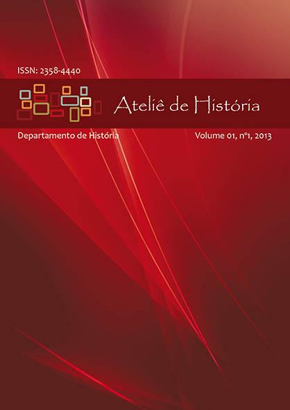 Clique aqui para acessar a Revista Ateliê v.1, n.1 (2013)