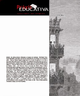 Práxis Educativa v.5 n.2